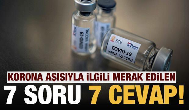 7 soruda Türkiye'ye gelecek Kovid-19 aşısı!