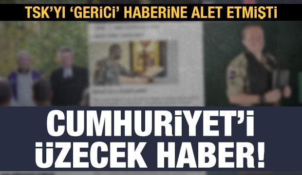 'Din subaylığı' Cumhuriyet gazetesini rahatsız etti