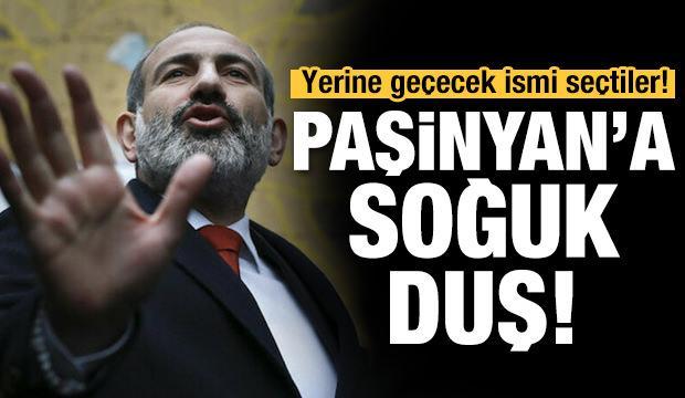 Ermenistan Başbakanı Paşinyan'a soğuk duş!