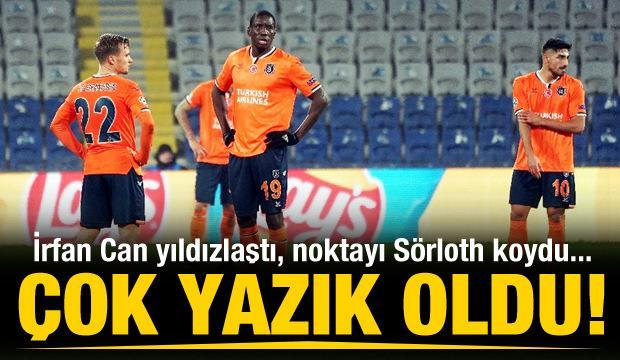 Gol düellosunda Başakşehir, Leipzig'e boyun eğdi!