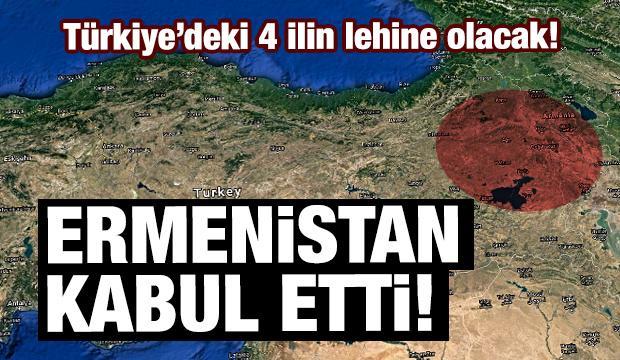 Harita yeniden şekilleniyor! Türkiye'deki 4 ilin lehine olacak!