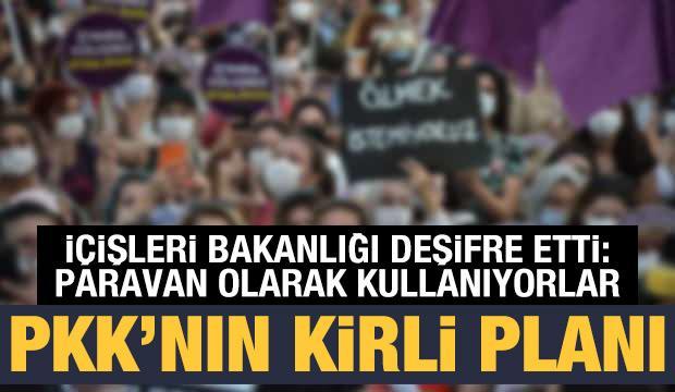 PKK, kadın cinayetlerini paravan olarak kullanıyor