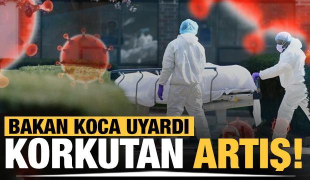 Son dakika haberi: 2 Aralık koronavirüs tablosu! Vaka, Hasta, ölü sayısı ve son durum açıklandı
