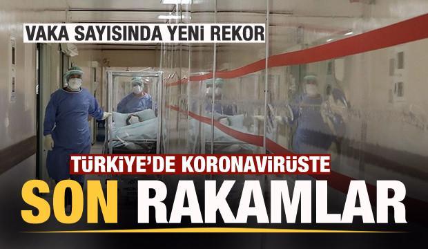 Son dakika haberi: 3 Aralık koronavirüs tablosu! Vaka, Hasta, ölü sayısı ve son durum açıklandı