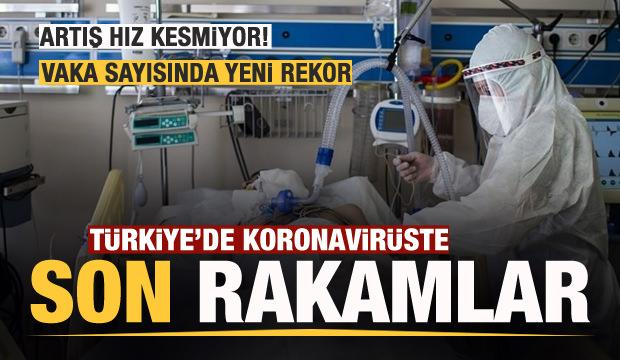 Son dakika: Türkiye'de 4 Aralık  koronavirüs tablosu! Vaka, hasta, ölü sayısı ve son durum