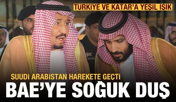 Suudi Arabistan'dan BAE'ye hayatını darbesi! Türkiye ve Katar'a yeşil ışık