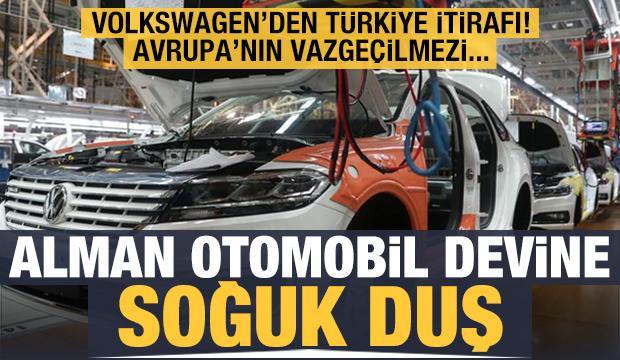 Volkswagen CEO'sundan Türkiye itirafı! Avrupa'nın vazgeçilmezi...