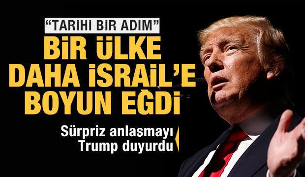 Trump duyurdu! BAE, Bahreyn ve Sudan′ın ardından Fas da İsrail′i tanıdı