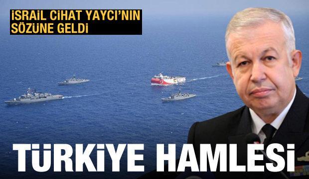 İsrail basını da Cihat Yaycı'nın sözüne geldi! Dikkat çeken Türkiye haberi