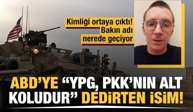 ABD'den terör örgütü YPG itirafı: PKK'nın alt kolu!