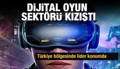 Dijital dünyadaki büyük tehlike  ve Türkiye'de oyun sektörü