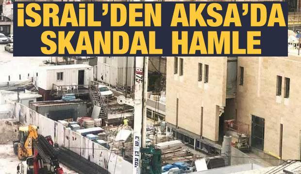 İsrail Aksa'nın altını oyuyor - Günün gazete manşetleri