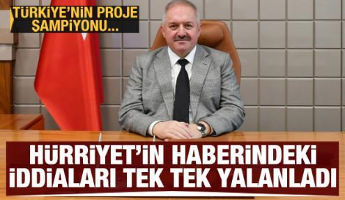 Proje şampiyonu Tahir Nursaçan Hürriyet'in haberindeki iddiaları tek tek yalanladı