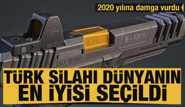 Türk silahından büyük başarı! Dünyanın en iyisi seçildi