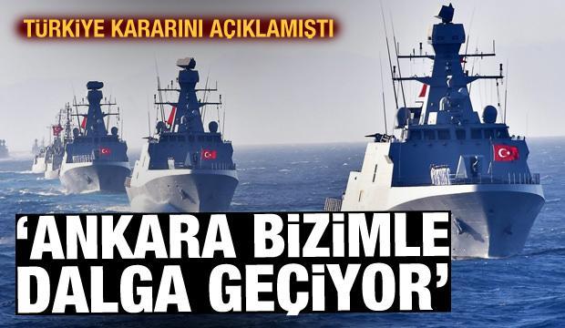 Türkiye'nin kararı sonrası Yunan medyası: 'Ankara bizimle dalga geçiyor'