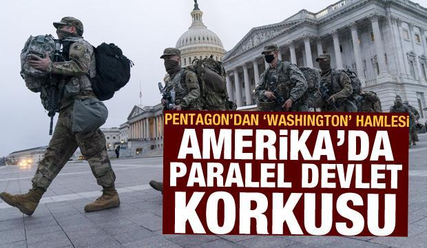 Amerika'da paralel devlet korkusu ! (18 Ocak 2021 Günün Önemli Gelişmeleri)