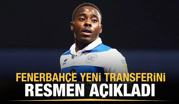 Fenerbahçe, Bright Osayi-Samuel'i resmen duyurdu!