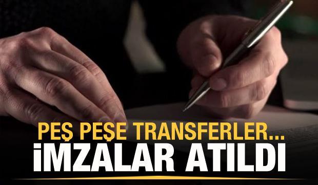 İşte 2020-2021 devre arası biten transferler