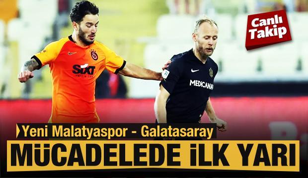 Malatyaspor - Galatasaray! CANLI
