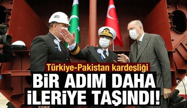 MİLGEM Projesi'nin 5'inci gemisi İstanbul (F-515) Fırkateyni'nin denize iniş töreni!
