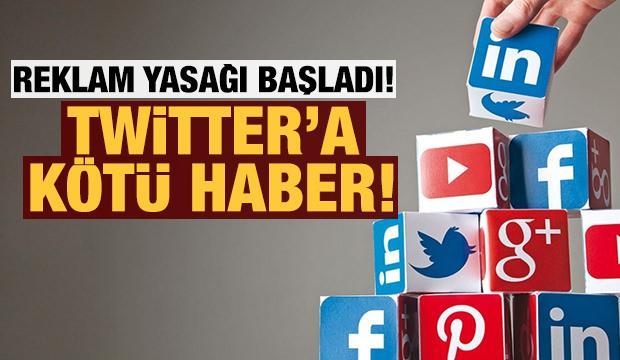 Son dakika: Sosyal medya platformlarına reklam yasağı başladı!