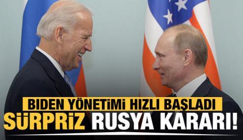 START anlaşmasında ABD'den Rusya'ya yeşil ışık