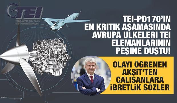 TEI Başkanı Prof. Dr. Mahmut Akşit'ten Ülke TV'de önemli açıklamalar