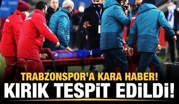 Trabzonspor'a Abdülkadir Ömür'den kara haber!
