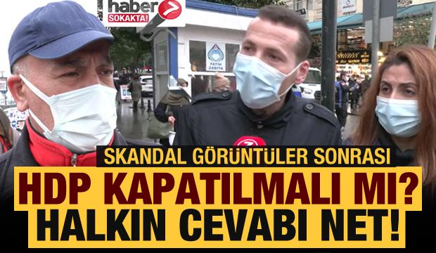 HDP'nin PKK bağlantısı partinin kapatılması için bir neden mi?