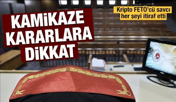 Kripto FETÖ'cü savcıdan itiraflar