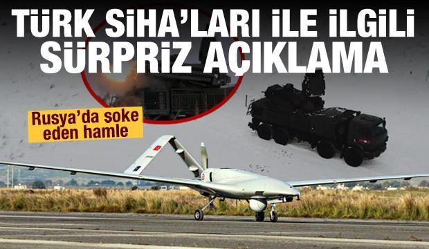 Rusya'nın Ankara Büyükelçisi Yerhov'dan Türk İHA ve SİHA'larıyla ilgili kritik açıklama