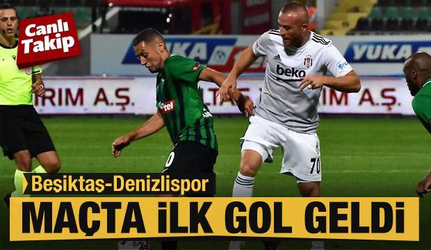 Beşiktaş - Denizlispor! CANLI