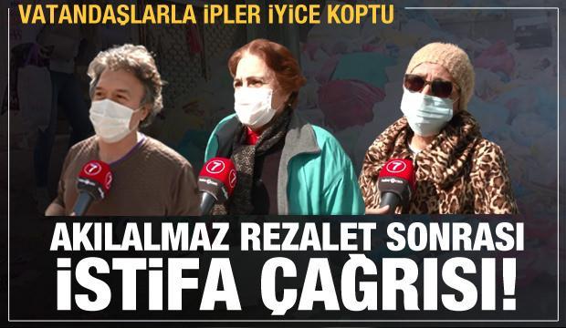 CHP'li Maltepe Belediyesi'nde çöp rezaleti! Vatandaş şikayetçi