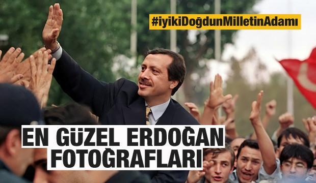 En güzel Erdoğan fotoğrafları