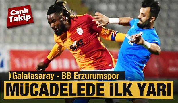 Galatasaray - Erzurumspor! CANLI