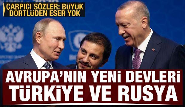 İstatistikler alt üst oldu! Avrupa'nın yeni devleri Türkiye ve Rusya