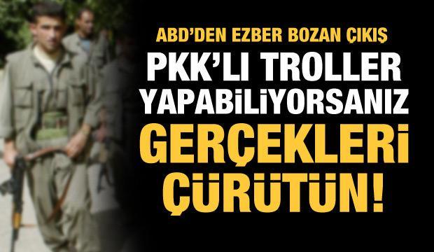 Jeffrey'in Başdanışmanı, PKK'yı neden kınadığını açıkladı