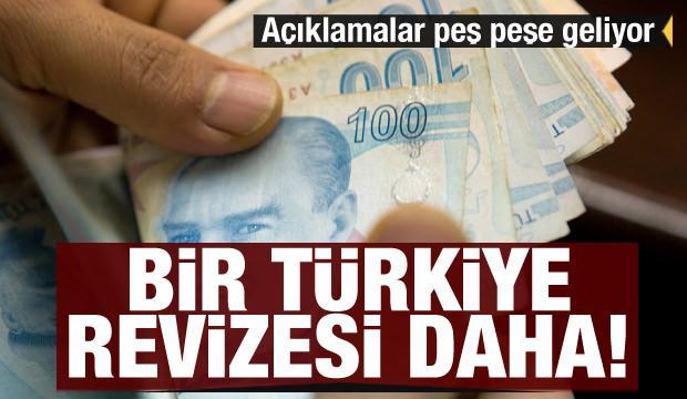 Moody's Türkiye için büyüme tahmini yükseltti