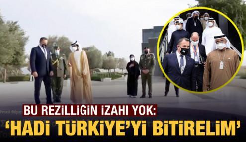 Yunan basınından BAE'ye mesaj: Hadi Türkiye'yi bitirelim