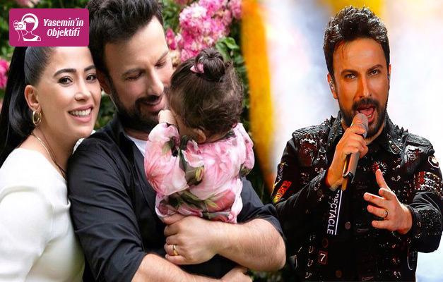 Tarkan'dan eşi Pınar Tevetoğlu ile paylaşım!