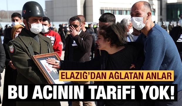 Bu acının tarifi yok! Türkiye helikopter kazası şehitlerini uğurluyor