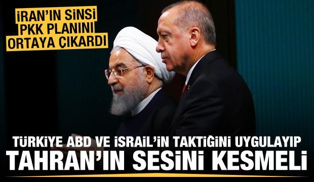 İran'ın sinsi PKK planını ortaya çıkardı! 'Türkiye ABD ve İsrail gibi Tahran'ın sesini kesmeli'