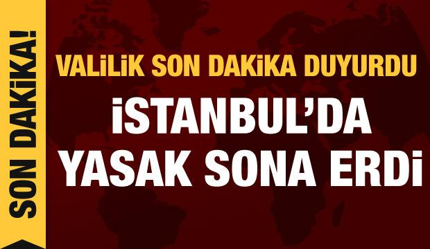 İstanbul'da 65 yaş üstü ve 20 yaş altı için yeni karar