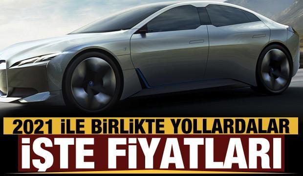 İşte Türkiye yolarına çıkacak 2021 model otomobiller ve fiyatları!