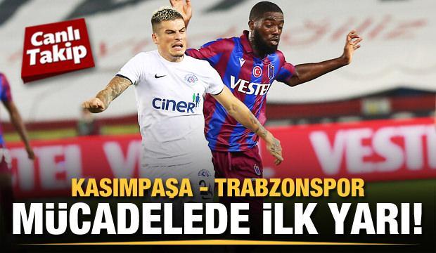 Kasımpaşa - Trabzonspor! CANLI