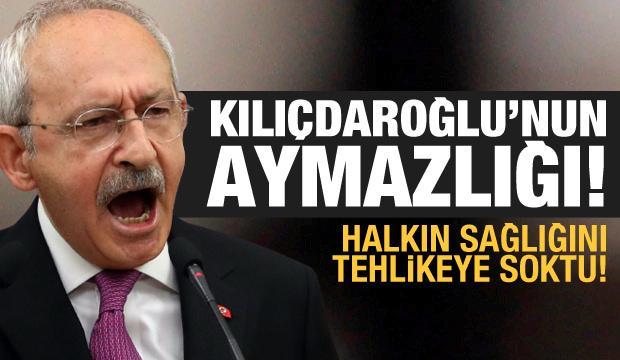 Kılıçdaroğlu'nun aymazlığı, Türkiye'nin aşı tedarik programını nasıl tehlikeye sokuyor?