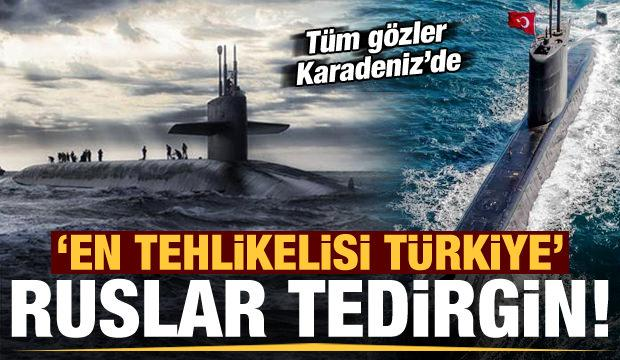 Ruslar tedirgin: En tehlikelisi Türkiye!