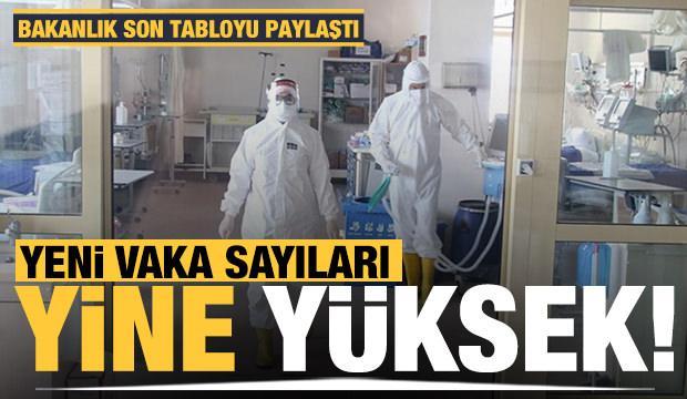 Son dakika: 1 Mart koronavirüs tablosu! Vaka, Hasta, ölü sayısı ve son durum açıklandı