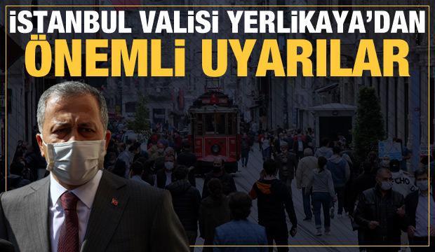 Son dakika haberi: Vali Yerlikaya'dan İstanbullulara kritik uyarı