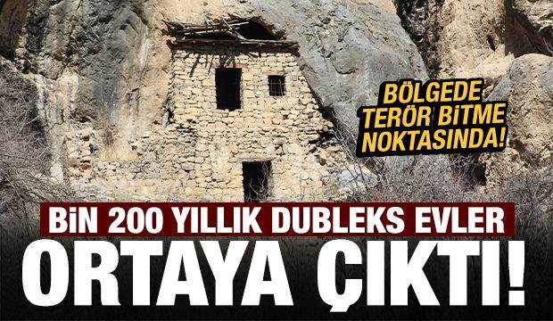 Terörün bittiği Güneydoğu'da bin 200 yıllık tarih gün yüzüne çıktı!
